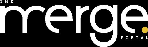 Merge Text Logo