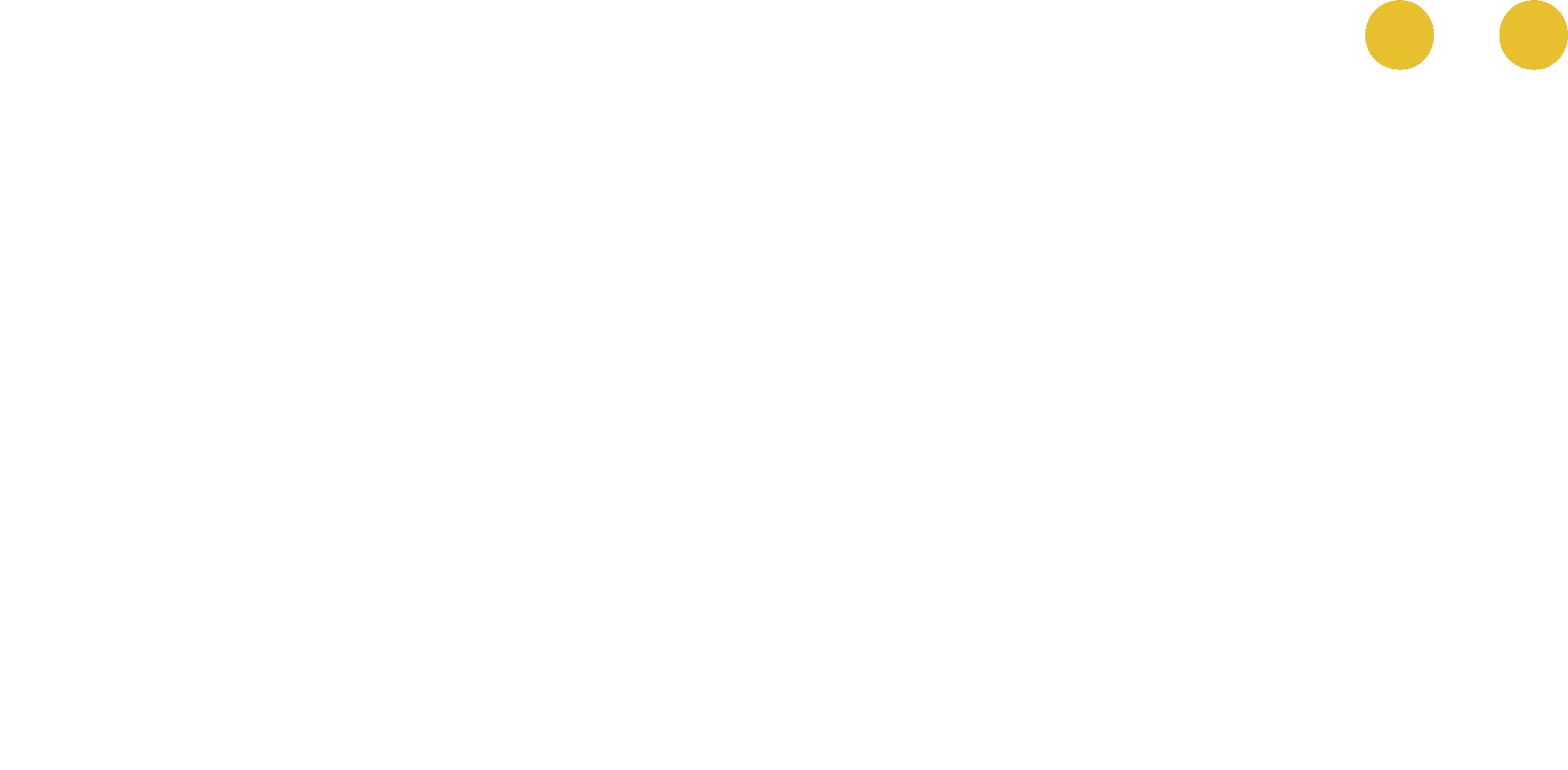 Merjj Large White Logo
